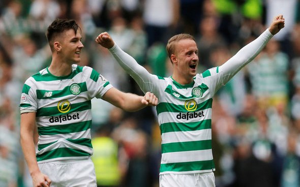 Image for Celtic: Fans furious as Leigh Griffiths news emerges