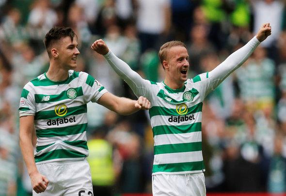 Image for Celtic: Darren Jackson criticises Leigh Griffiths