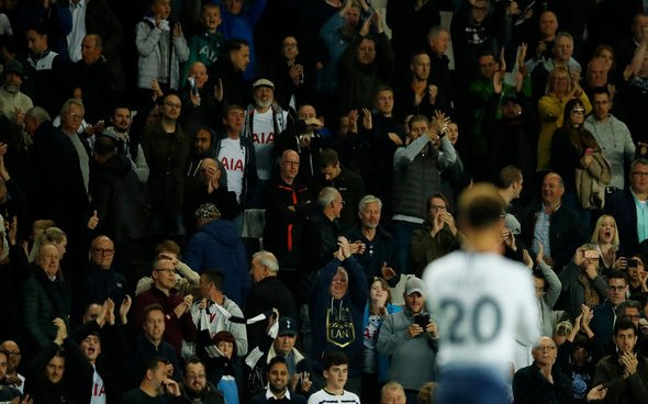 Image for Tottenham Hotspur: Fans react to news that fans may be allowed to stand at their games