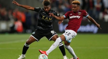 West Ham: Fans fume over Grady Diangana remaining on loan with West Bromwich Albion