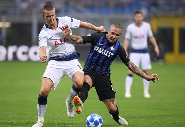 Barcelona scouting Tottenham star Dier