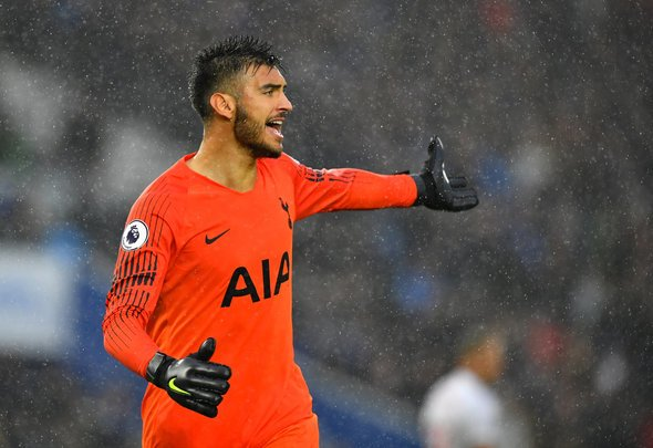 Gazzaniga must use Vorm release as motivation