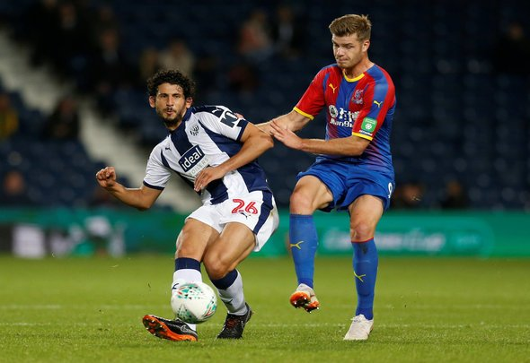 Fenerbahce want £6.4m-rated West Brom ace Hegazi