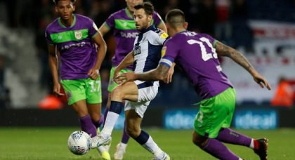 West Brom fans react as ex-Norwich ace Hoolahan makes debut
