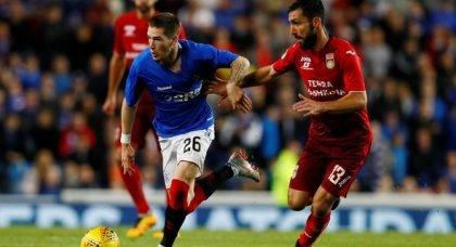 Rangers learn Ryan Kent price