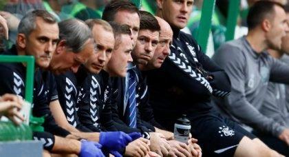 Vignal confirms change of Rangers role