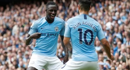 Guardiola frustrated with Mendy