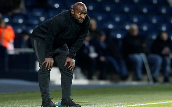 Image for Sheffield Wednesday: Fans unhappy with Darren Moore post-match interview