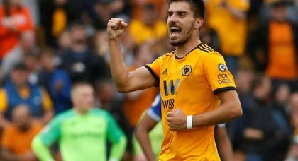 Tottenham fans want club to sign Wolves ace Ruben Neves