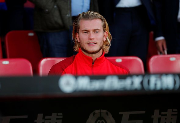 Liverpool fans come to Karius defence after Besiktas debut