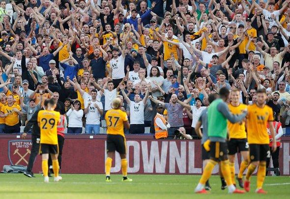 Wolves fans react to season ticket price increase