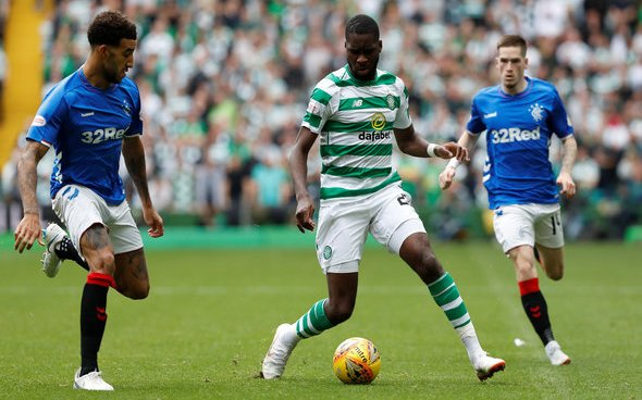 Image for Celtic: Chris Millar claims Odsonne Edouard's body language shows he wants to leave