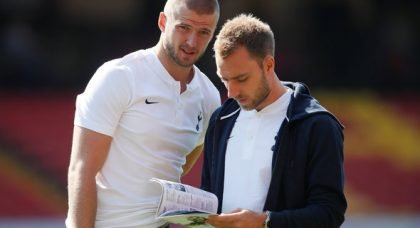 Dier should fight for his place at Spurs and snub United
