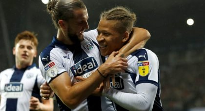 West Brom's Gayle charged with simulation v Nottingham Forest