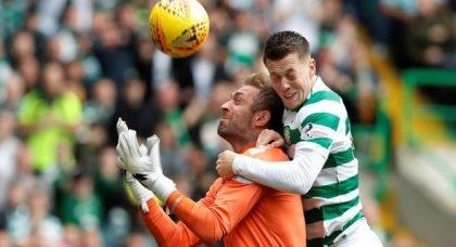 Celtic's McGregor hails Rangers namesake