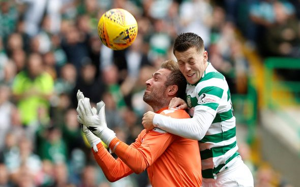 Image for Rangers: Tam McManus claims Allan McGregor absence could decide Old Firm