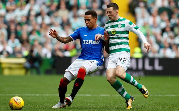 Image for Celtic: Fans rave over footage of captain Callum McGregor after latest win