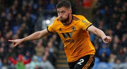 Doherty gives thumbs up after Wolves injury scare