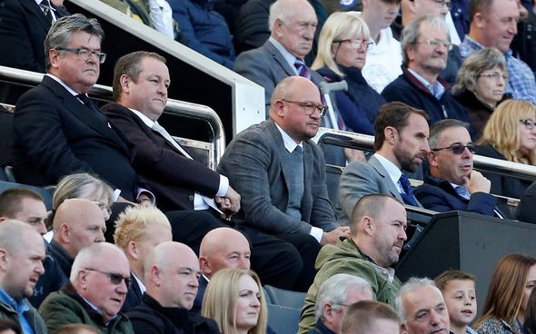 Image for Newcastle United: Chris Waugh claims there is 'mass frustration' from Mike Ashley that he is still owner