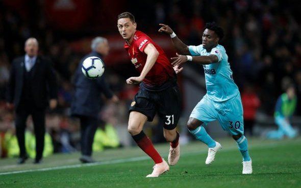 Image for West Ham United: Hammers eyeing move for Manchester United's Nemanja Matic