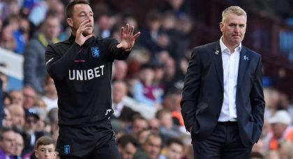 John Terry could depart Villa for Boro job