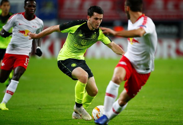 Celtic: Some Hoops fans fume at performance of Lewis Morgan against Cluj