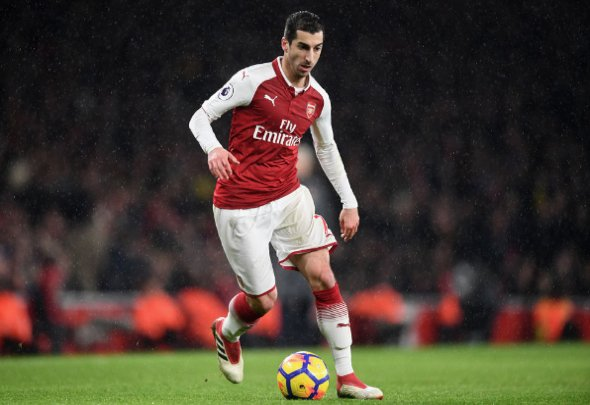 Arsenal: Allowing Henrikh Mkhitaryan to leave on loan may have been an error
