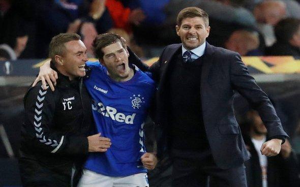 Image for Miller: Kent should lead line for Rangers on Sunday