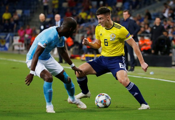 Celtic fans fume over Tierney role for Scotland