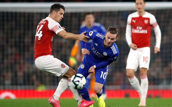 Image for Leicester City: Maddison set to stay at the club with Arsenal not close to paying transfer fee