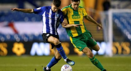 Barry missed West Brom clash v Wigan due to injury