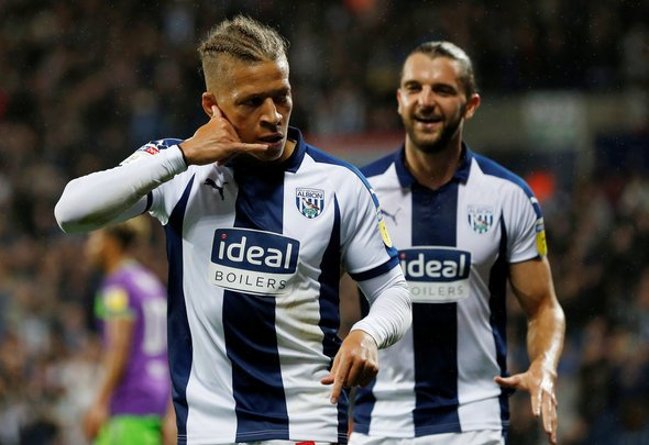 Middlesbrough want Dwight Gayle