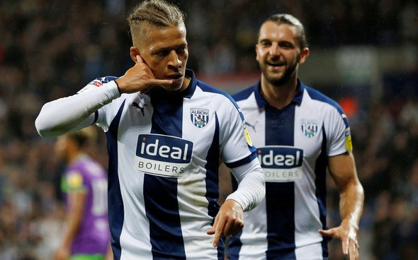 Image for Report: Newcastle ready for West Brom January bid for Dwight Gayle