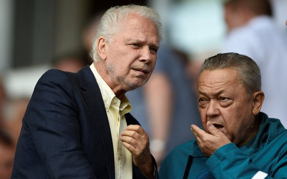 Image for Exclusive: Fry drops big GSB claim at West Ham after superb season