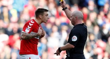 Middlesbrough unlikely to sign Hugill permanently