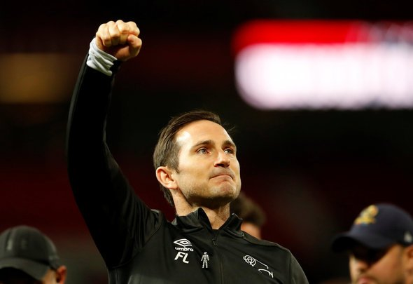 Lampard set for Abramovich talks