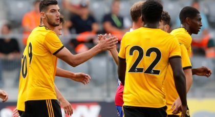 Wolves: Fans fume over loan departure of Rafa Mir to SD Huesca