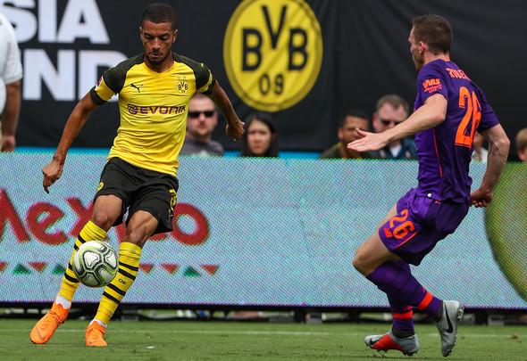 Toljan to return to Dortmund