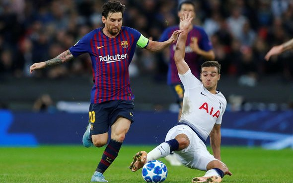 Image for Tottenham Hotspur: Alasdair Gold reveals interesting Messi claim