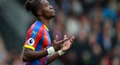 Manchester United: Some fans disgusted at links for Wilfried Zaha