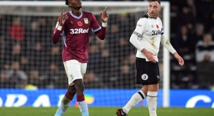 Thompson challenges Aston Villa player to make difference v Derby