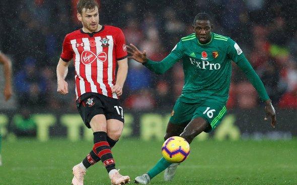 Image for Southampton: These Saints fans discuss free-kick battle