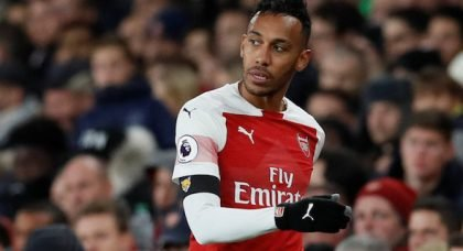 Lineker: Only Aubameyang would get in Spurs side