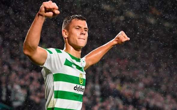 Image for Celtic: Paul John Dykes discusses transfer link with Filip Benkovic