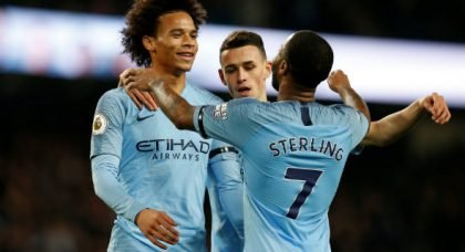 Man City: Fans urge Leroy Sane to stay