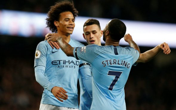 Image for Manchester City: Fans react to latest reports regarding Sane's future
