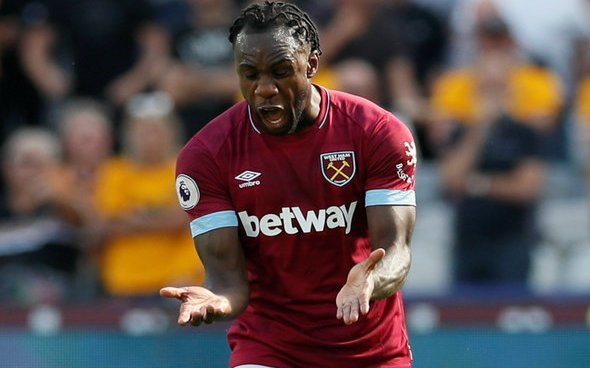 Image for West Ham United: George Elek tips Michail Antonio for possible England cap