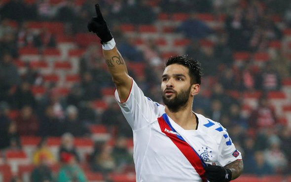 Image for Rangers: Fans react to Daniel Candeias' tweet