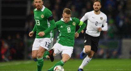 O'Neill compares Davis to Ronaldo