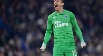 Darlow return could be much needed boost for Dubravka